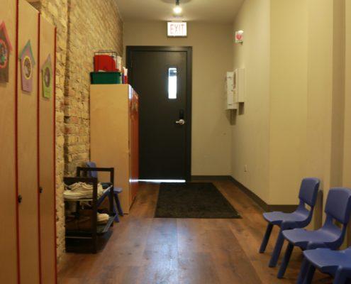 Cubbie Hallway
