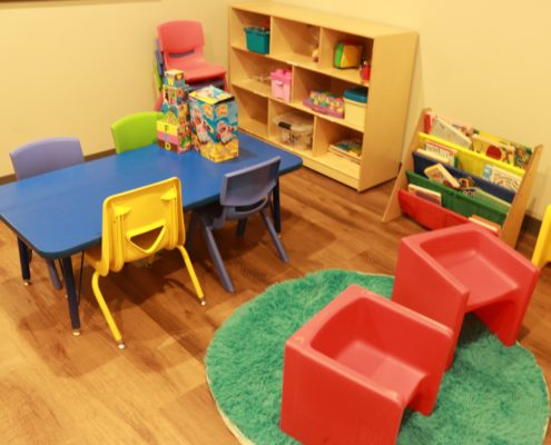 Therapeutic Preschool
