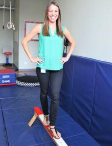 Stephanie Barkan balance