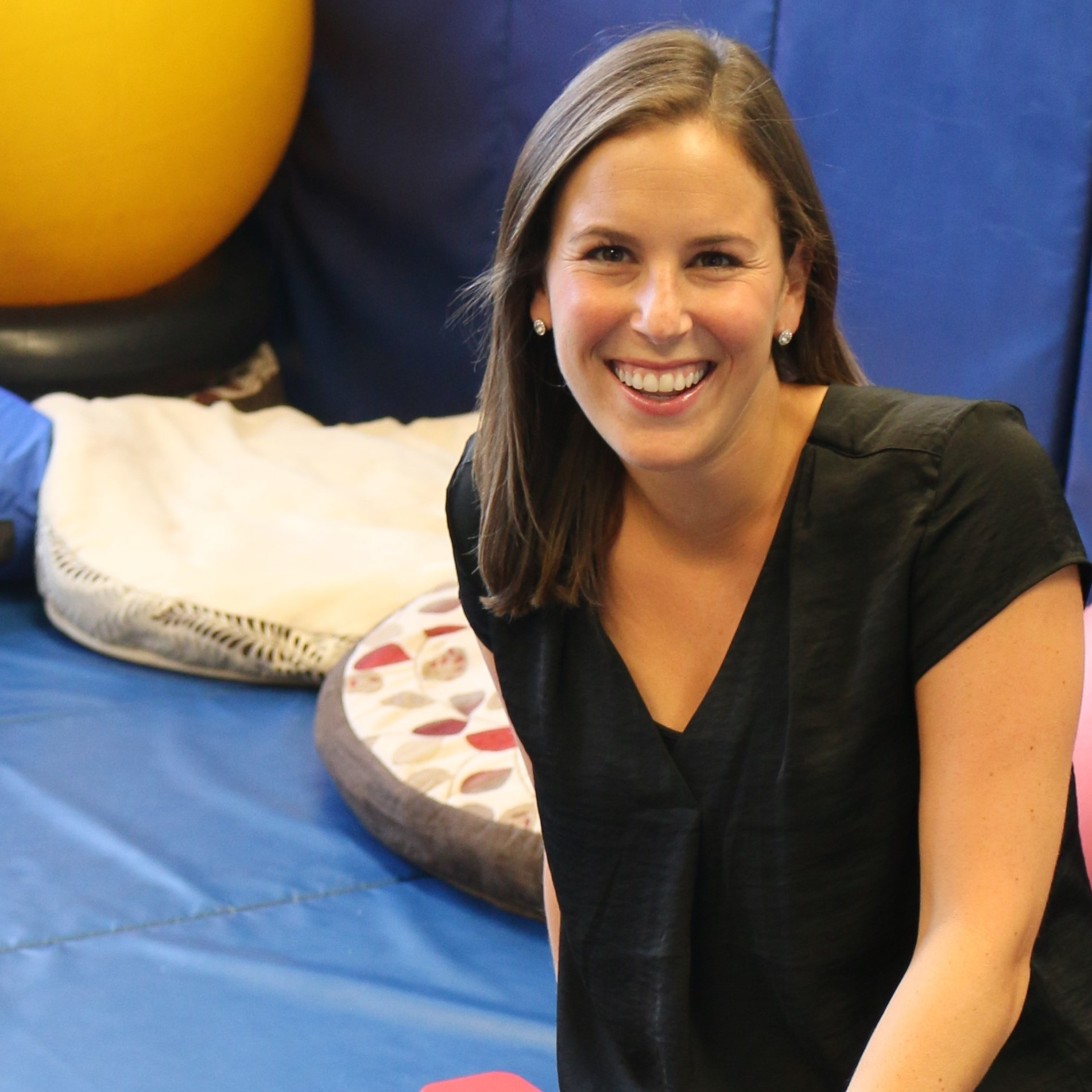 Speech Language Pathologist Sara Gotlieb