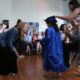 Blue Bird Day graduation