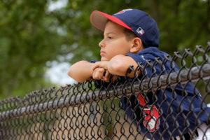 Blue Bird Day and baseball boy