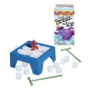 Blue Bird Day and don't break the ice game