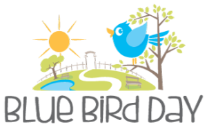 Blue Bird Day logo