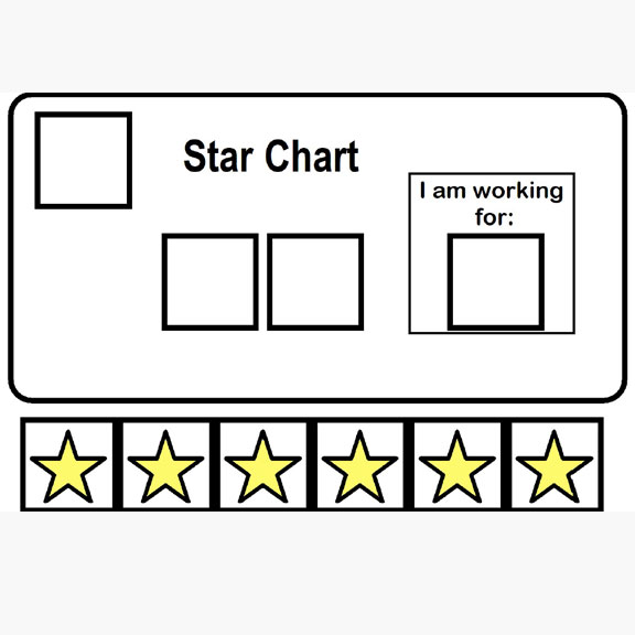 Blue Bird Day and star chart