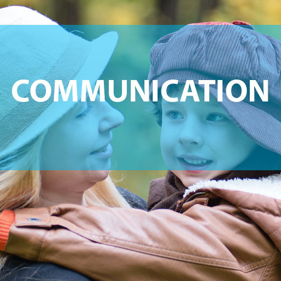 Blue Bird Day and communication