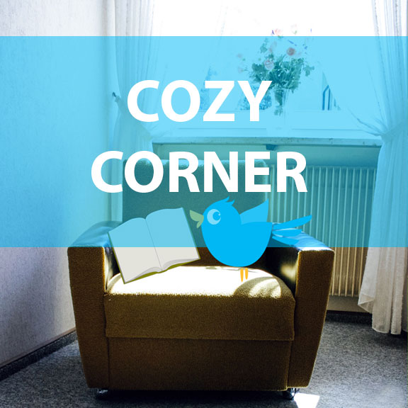 Blue Bird Day Cozy Corner