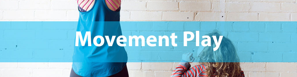 Blue Bird Day and movement play