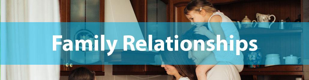Blue Bird Day Family Relationships