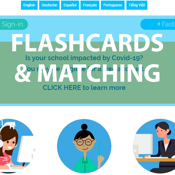 Blue Bird Day - Flashcards and Matching