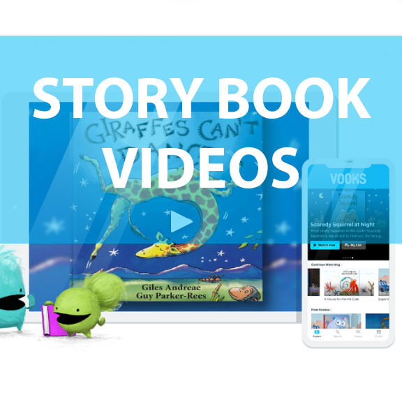 Blue Bird Day and Story Book Videos