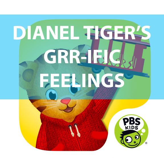 Blue Bird Day and Daniel Tiger's Feelings