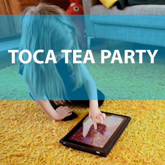 Blue Bird Day and Toco tea party