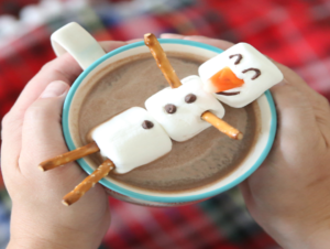 Blue Bird Day and snowmen you can eat blog